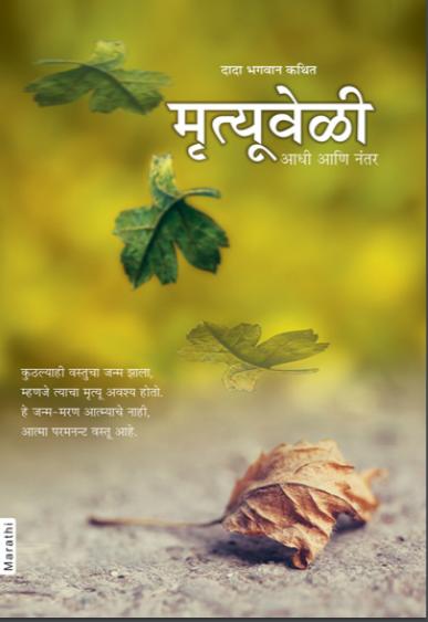 Book Image : मृत्यूवेळी, आधी आणि नंतर - Mrutyuveli, Aadhi Aani Nantar [ 1st Ed. ]